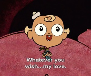 flapjack, love, and boy image