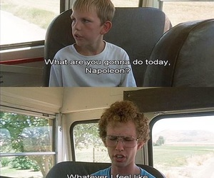 funny and napoleon dynamite image