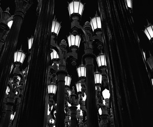 light and dark image