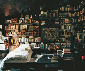 boo and books image