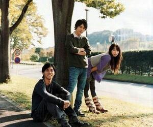 arashi, drama, and japanese image