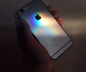 aesthetic, apple, and iphone image