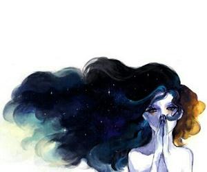 alternative, art, and universe image