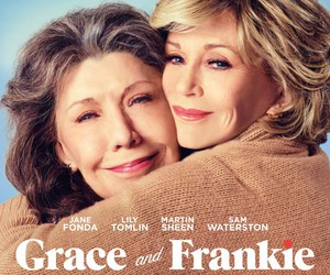 jane fonda, Lily Tomlin, and series image