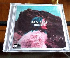 badlands, cd, and dark image