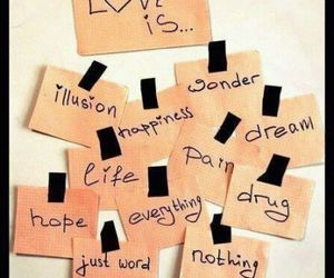 love, hope, and Dream image