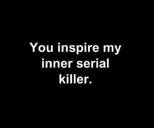 hate, inspire, and killer image