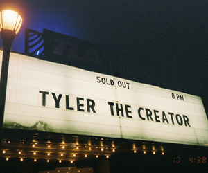 sold out, tyler the creator, and concert image