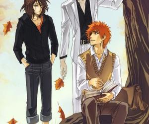 bleach, Ichigo, and hichigo image