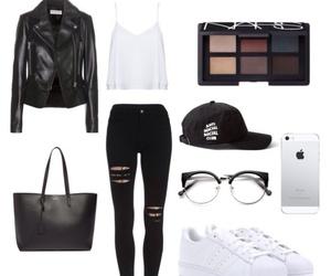 adidas, black, and alternative image