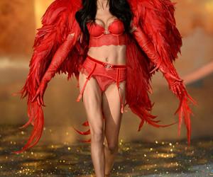 Adriana Lima, angel, and Victoria's Secret image