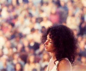 grace slick, jefferson airplane, and woodstock image