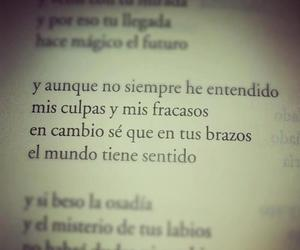 love, frases, and fracaso image