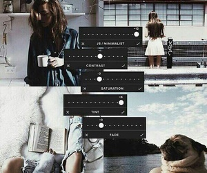 filter, tumblr, and vscocam image