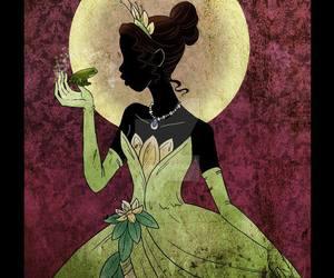 disney, princess, and tiana image