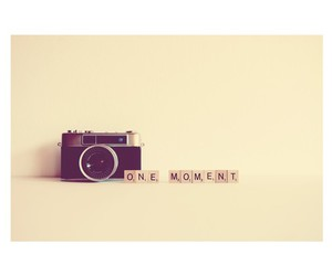 camera and moment image