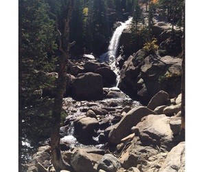 trace, travel, and rockymountains image