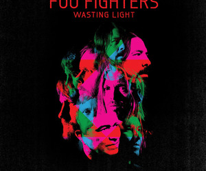 foo fighters and wasting light image