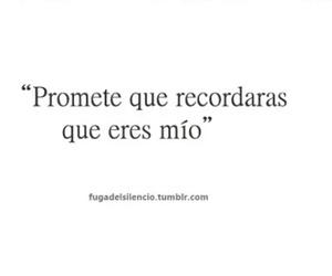 love, frases en español, and promesas image