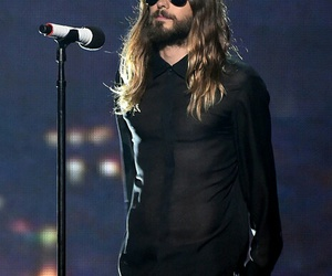 men, hair, and jared leto image