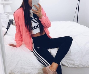 adidas, style, and iphone image