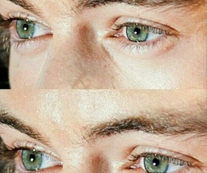 eyes, green eyes, and 1d image