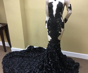 fashion, prom dress, and prom2k18 image