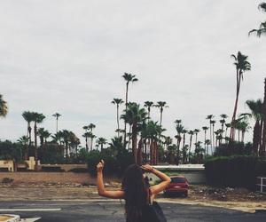 back, life, and girl image