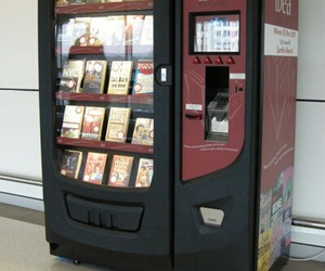 book, library, and vending machine image