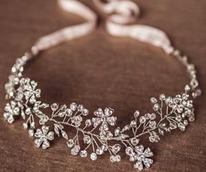 accessories, wedding, and diamond image
