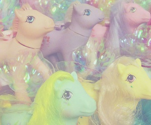 MLP, my little pony, and pastel image