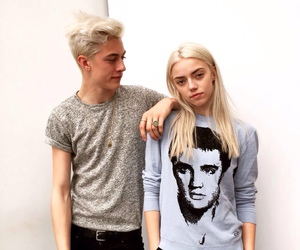 pyper america, models, and lucky blue smith image