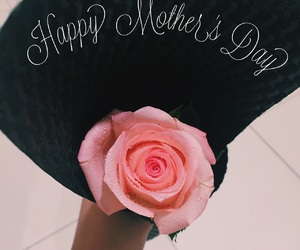 flower, happymothersday, and rose image