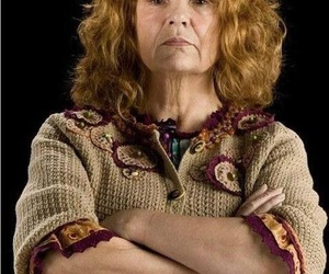 harry potter, molly weasley, and chuck norris image