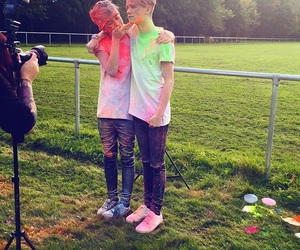 charlie, leondre, and bars and melody image