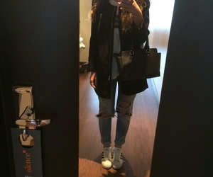adidas, bianco, and black image