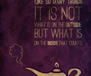 disney, aladdin, and quotes image