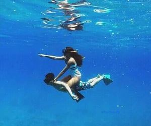 ocean, summer, and cute image