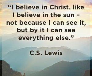 faith, sun, and believe image