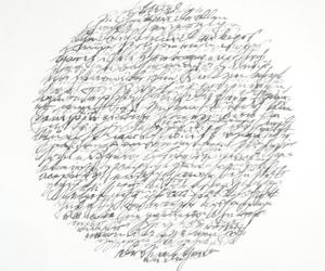 art, inky, and Lyrics image