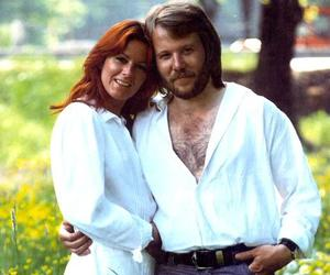 Abba, couple, and benny andersson image