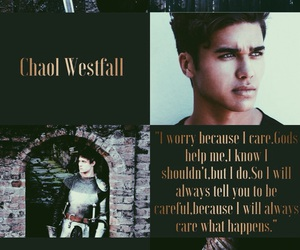 tog, throne of glass, and chaol westfall image
