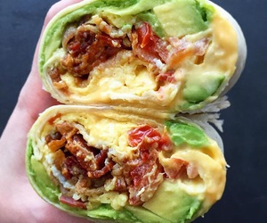 burritos, food, and mexican food image