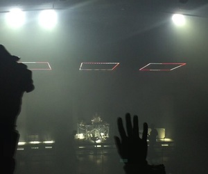 aesthetic, the 1975, and concert image