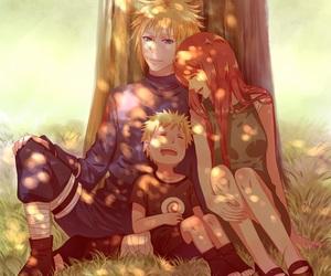 naruto, anime, and family image