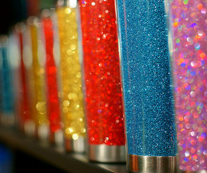 colorful and glitter image