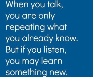 learn, quote, and talk image