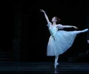 arabesque, costume, and ballerina image