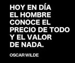 frases, oscar wilde, and valor image