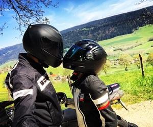 biker, goal, and Honda image
